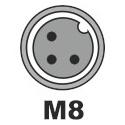 Wtyczki M8