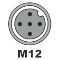 Wtyczki M12