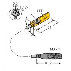 BIM-UNT-AP6X-0,3-PSG3M